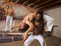 Capoeirans historia