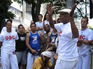 Capoeira angola 1