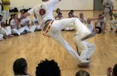 Tekniker i capoeira