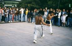 Vapen i capoeira